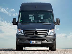 Mercedes-Benz Sprinter 4 дв. микроавтобус Sprinter (906)