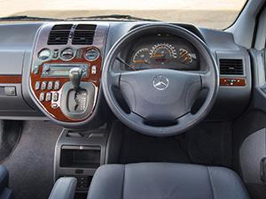 Mercedes-Benz V-class 5 дв. минивэн V-Class