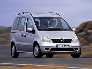 Mercedes-Benz Vaneo 5 дв. минивэн Vaneo