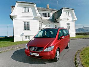 Mercedes-Benz Viano 5 дв. минивэн Viano