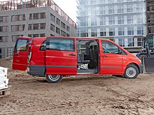 Mercedes-Benz Vito 4 дв. минивэн W639