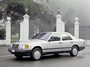 Mercedes-Benz E-class 4 дв. седан 200-serie
