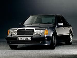 Mercedes-Benz E-class 4 дв. седан 200-serie (W124)