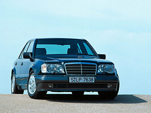 Mercedes-Benz E-class 4 дв. седан w124