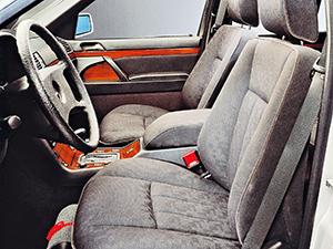 Mercedes-Benz S-class 4 дв. седан W140