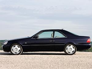 Mercedes-Benz CL 2 дв. купе W140