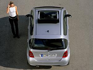 Mercedes-Benz A-class 5 дв. хэтчбек W168