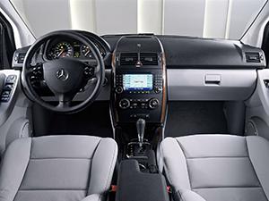 Mercedes-Benz A-class 5 дв. хэтчбек W169