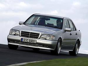 Mercedes-Benz C-class 4 дв. седан W202