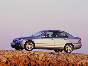 Mercedes-Benz C-class 4 дв. седан W203