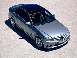 Mercedes-Benz C-class 4 дв. седан W204