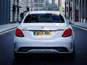Mercedes-Benz C-class 4 дв. седан W205