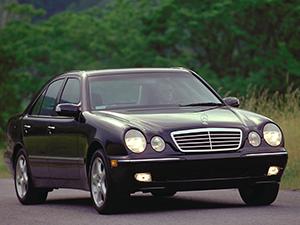 Mercedes-Benz E-class 4 дв. седан W210