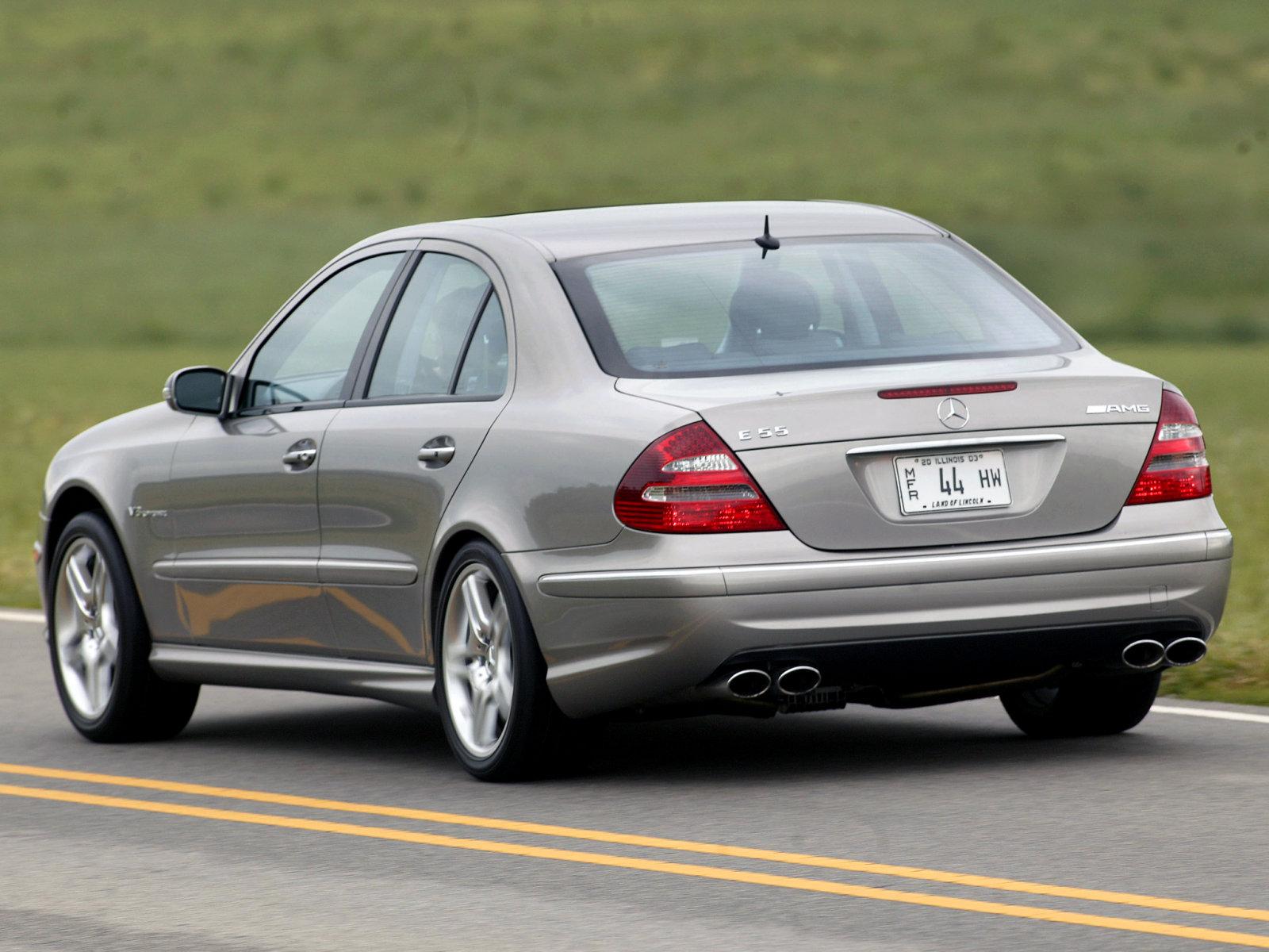 Mercedes benz e for 2003 mercedes benz e320 specs