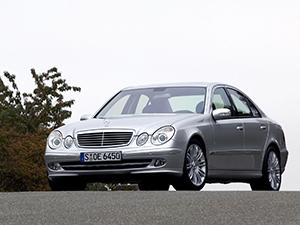 Mercedes-Benz E-class 4 дв. седан W211