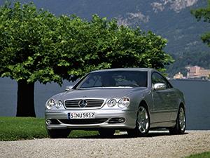 Mercedes-Benz CL 2 дв. купе W215