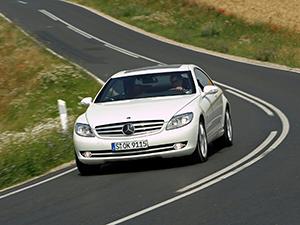 Mercedes-Benz CL 2 дв. купе W216