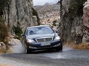 Mercedes-Benz S-class 4 дв. седан W221