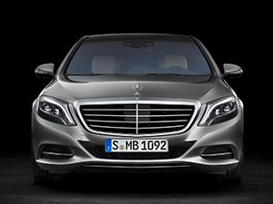 Mercedes-Benz S-class 4 дв. седан W222