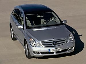 Mercedes-Benz R-class 5 дв. минивэн R