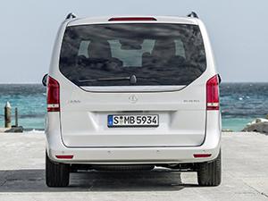 Mercedes-Benz V-class 5 дв. минивэн W447