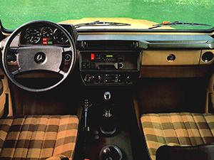 Mercedes-Benz G-class 2 дв. внедорожник W460