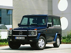 Mercedes-Benz G-class 3 дв. внедорожник W461, W463