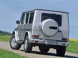 Mercedes-Benz G-class 5 дв. внедорожник W461, W463