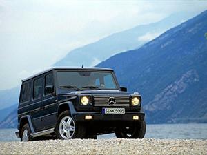 Mercedes-Benz G-class 5 дв. внедорожник W463