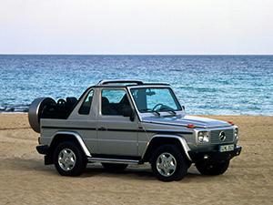 Mercedes-Benz G-class 2 дв. внедорожник W463