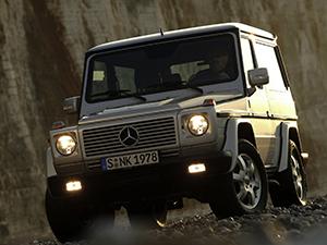 Mercedes-Benz G-class 3 дв. внедорожник W463