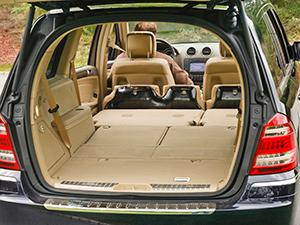 Mercedes-Benz GL 5 дв. внедорожник X164