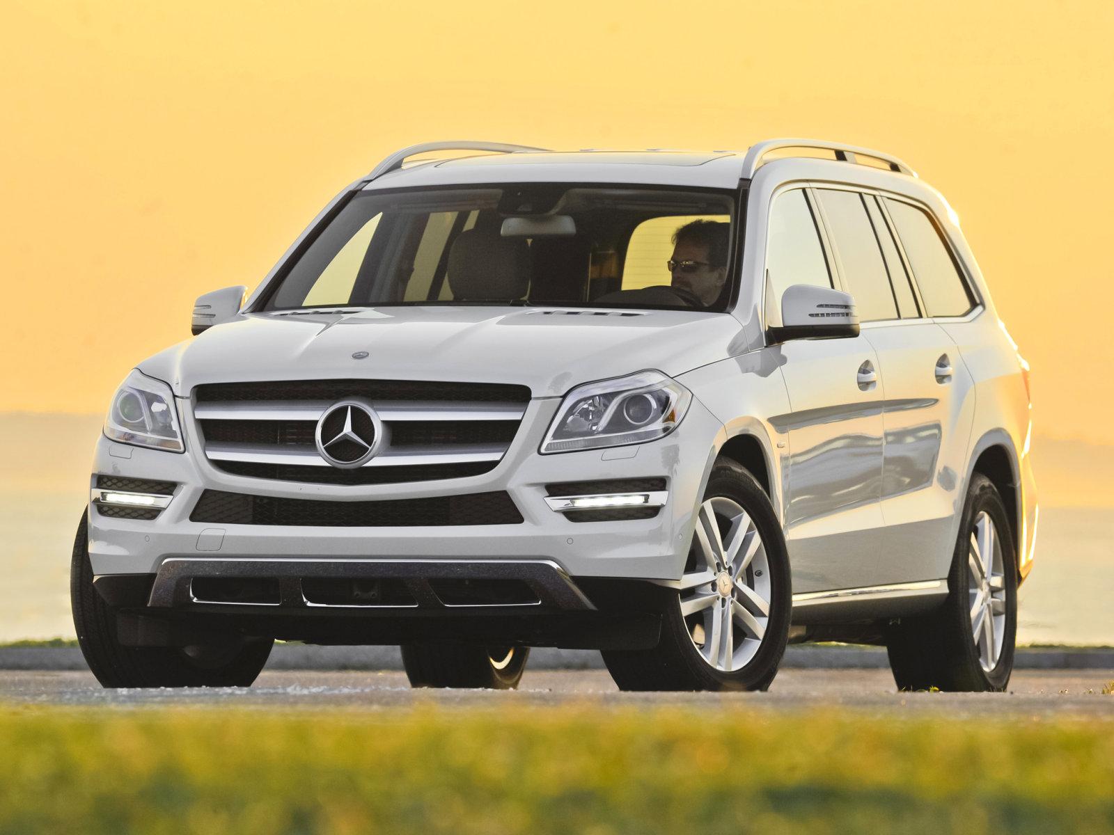 Mercedes-Benz (Мерседес-Бенц) GL X166 2012- г.