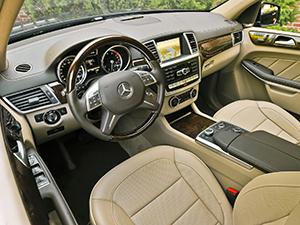 Mercedes-Benz GL 5 дв. внедорожник X166