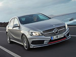 Технические характеристики Mercedes-Benz A-class