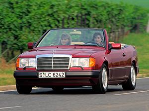 Технические характеристики Mercedes-Benz 200-serie Cabrio