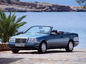Технические характеристики Mercedes-Benz E-class 220 Cabriolet (A124) 1993-1996 г.