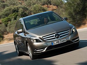 Технические характеристики Mercedes-Benz B-class