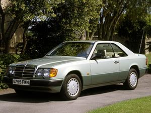 Технические характеристики Mercedes-Benz C124
