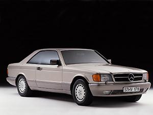 Технические характеристики Mercedes-Benz S-class 420 SEC 1985-1991 г.