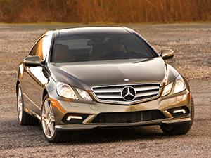 Технические характеристики Mercedes-Benz C207
