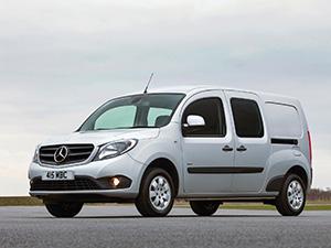 Технические характеристики Mercedes-Benz Citan
