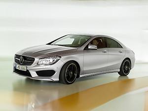 Технические характеристики Mercedes-Benz CLA
