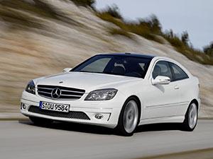Технические характеристики Mercedes-Benz CLC