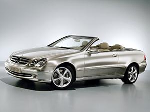 Технические характеристики Mercedes-Benz CLK