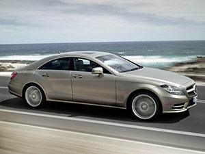 Технические характеристики Mercedes-Benz CLS