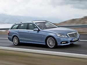 Технические характеристики Mercedes-Benz E