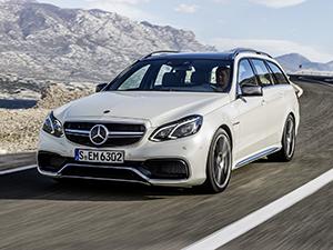 Технические характеристики Mercedes-Benz E (S212)