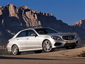 Технические характеристики Mercedes-Benz E-class
