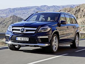 Технические характеристики Mercedes-Benz GL